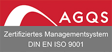 ISO-Zertifikat Abacus Seals GmbH